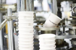 Biodegradable Paper Cups Factory